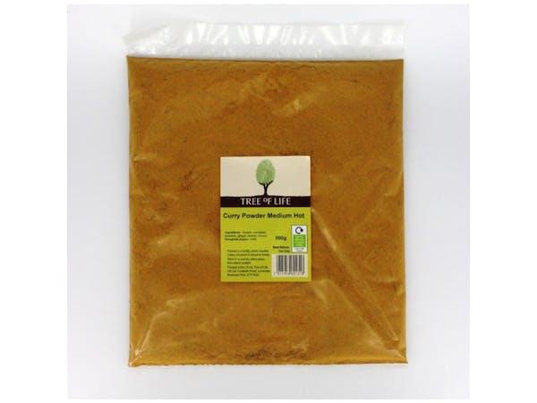 Curry Powder - Medium Hot
