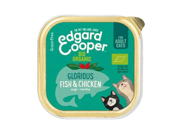 Cat Cup - Organic Fish & Chicken