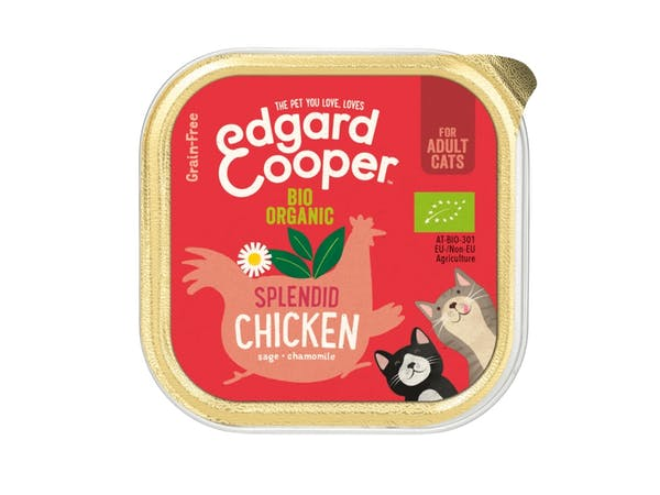 Cat Cup - Organic Chicken