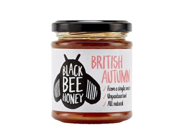 British Autumn  Honey