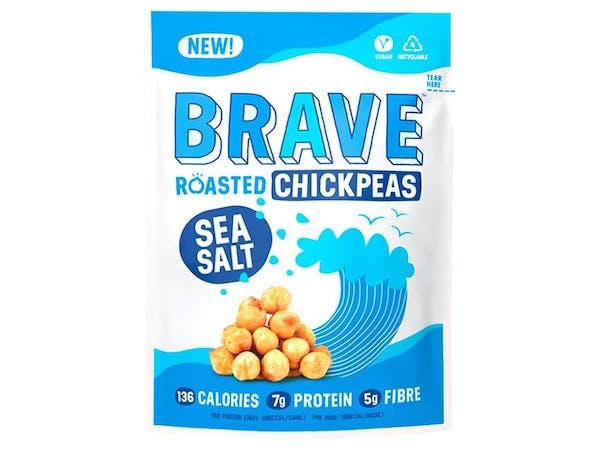 Sea Salt Roasted Chickpeas