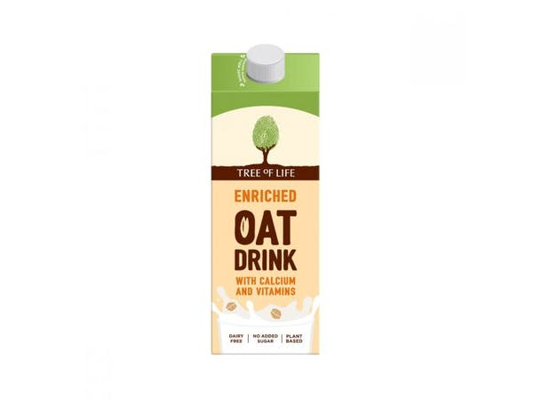 Enriched Oat Drink