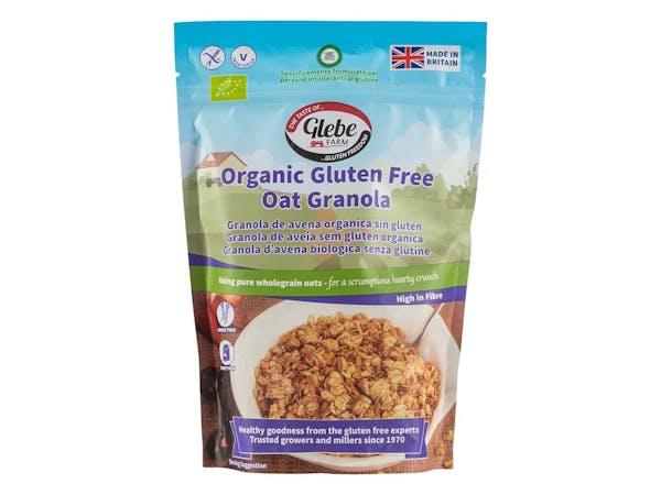Organic Oat Granola