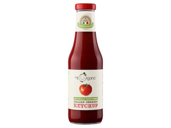 No Added Sugar Tomato Ketchup