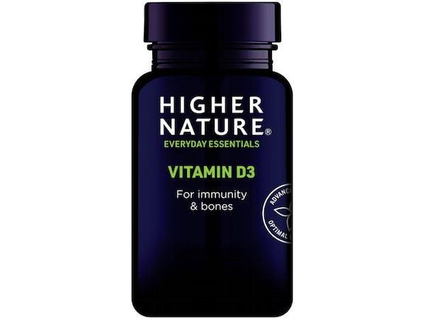 Vitamin D3 500iu Capsules