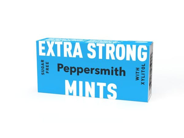Extra Strong Xylitol Mints