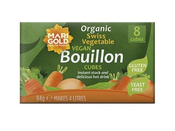Organic Yeast Free Bouillon Cubes - Green