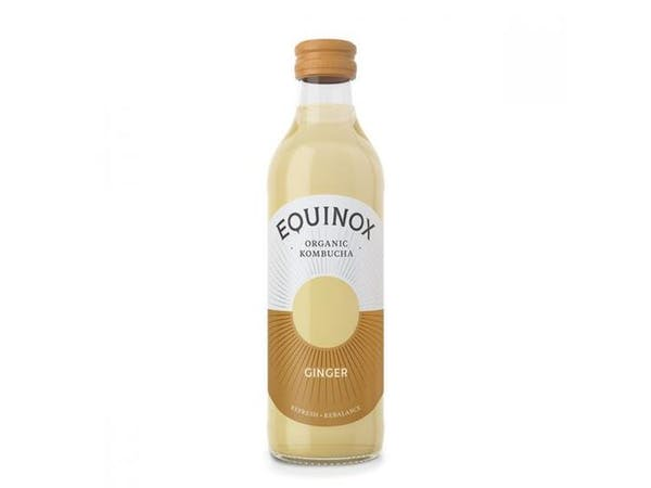 Organic Ginger Soft Drink