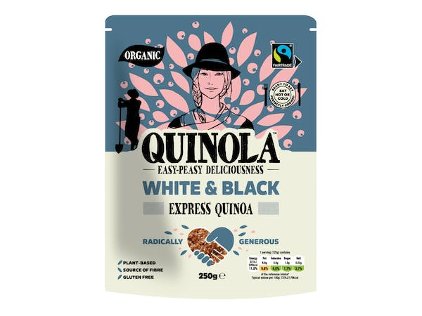 Organic Express Quinoa - White & Black