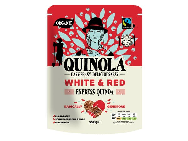 Organic Express Quinoa - White & Red