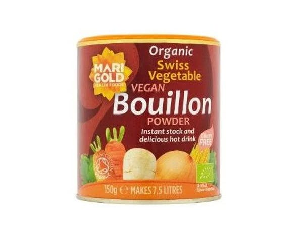 Swiss Vegetable Bouillon - Organic & Vegan
