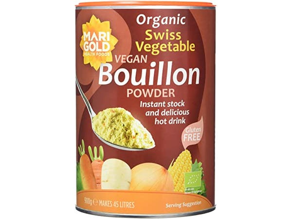 Swiss Vegetable Bouillon - Organic