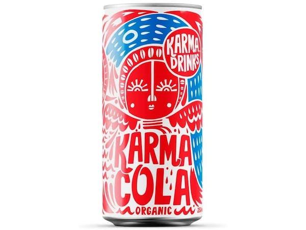 Fairtrade Organic Cola