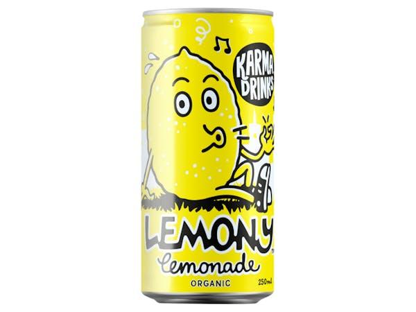 Lemony Fairtrade Organic Lemonade Multipack