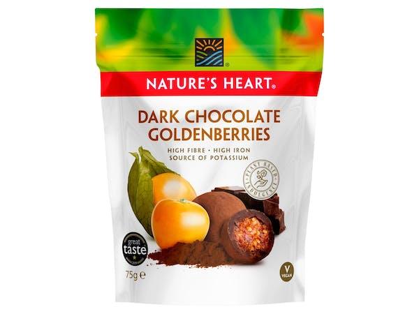 Dark Chocolate Goldenberries
