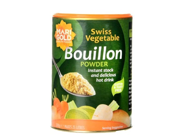 Swiss Vegetable Bouillon