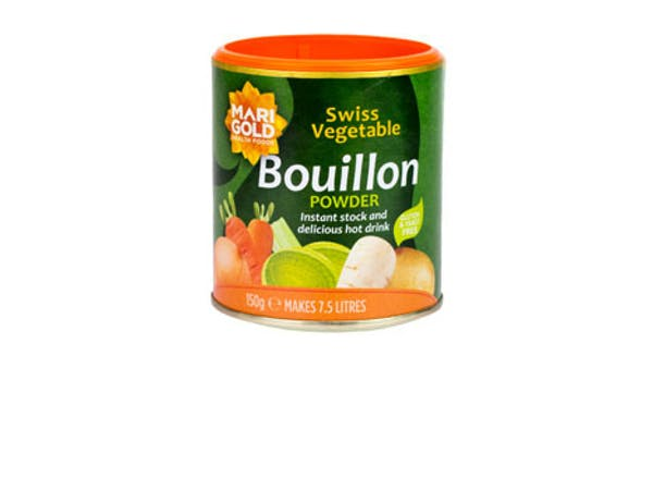 Swiss Vegetable Bouillon - Green