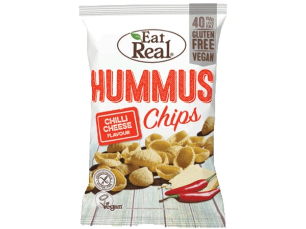 Hummus Chips - Chilli Cheese