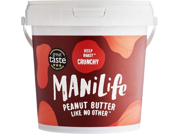 Deep Roast Crunchy Peanut Butter