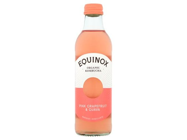 Organic Pink Grapefruit & Guava Drink