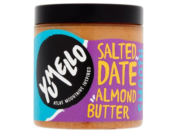 Smooth Salted Date Almond Butter