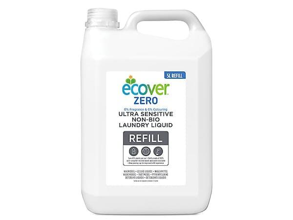 ZERO Ultra Sensitive Non Bio Laundry Liquid Refill - 5L Refill