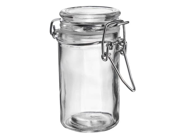 Storage Jar, Glass Lid (70ml)