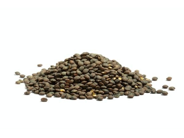 Organic Dark Speckled Lentils