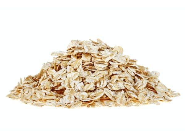 Organic Barley Flakes, Pearled