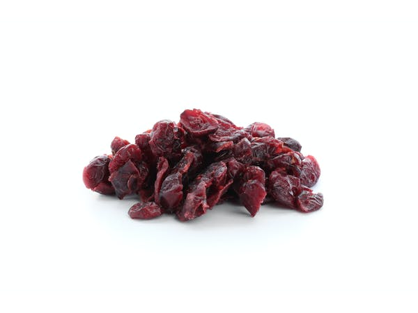 Organic Cranberries, Sliced