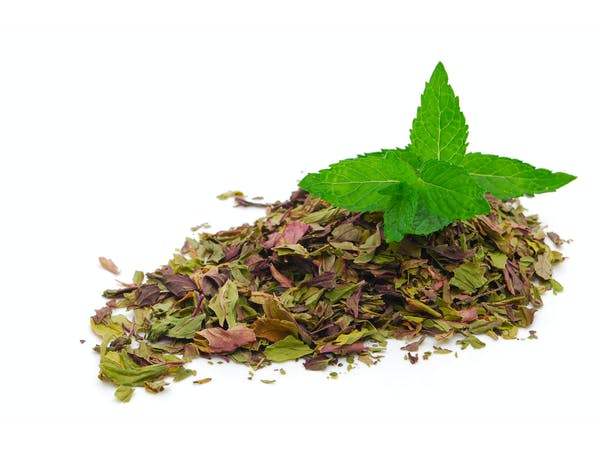 Organic Peppermint Tea, Loose Leaf