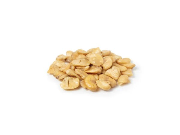 Roasted Fava Beans, Lightly Sea Salted