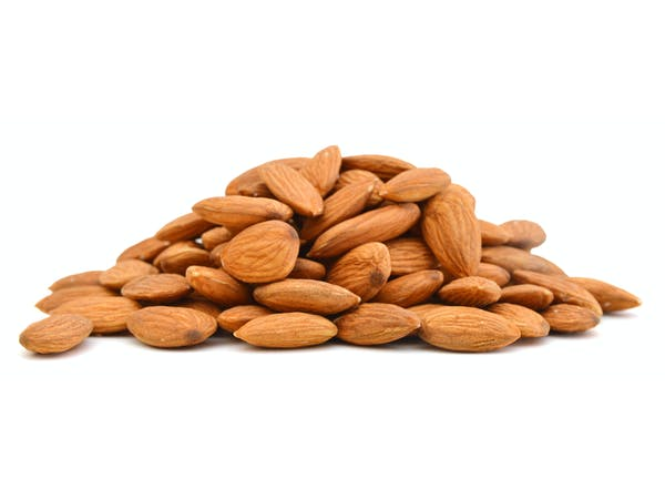 Almonds, Skin On