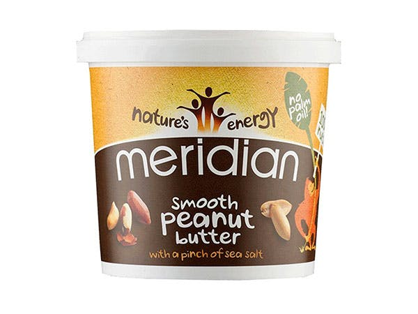 Meridian  Peanut Butter - Smooth (Pinch Of Salt)