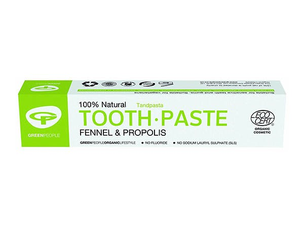 Green People  Fennel & Propolis Toothpaste