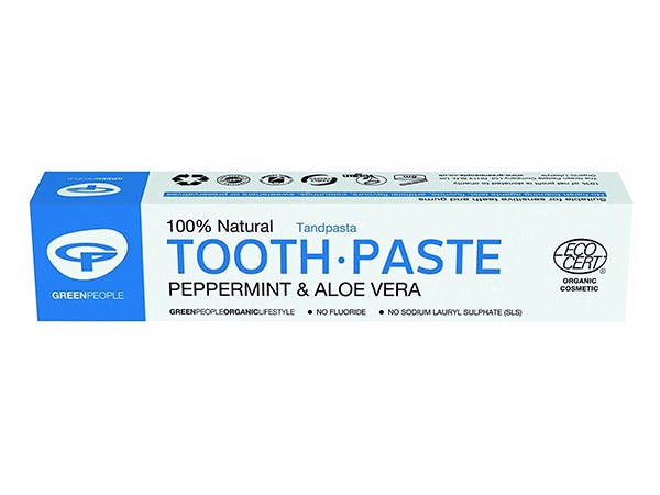 Green People  Mint Toothpaste