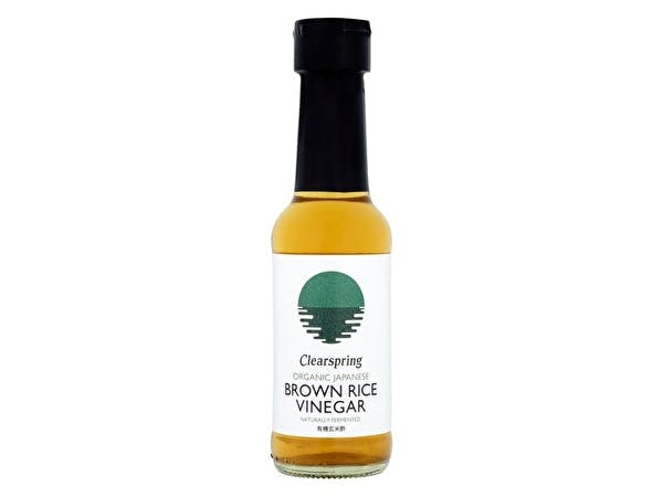 Brown Rice Wine Vinegar - Organic