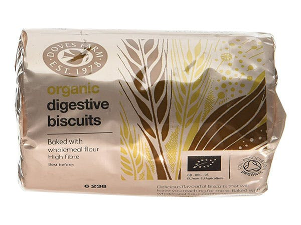 Doves Farm  Digestive Biscuits