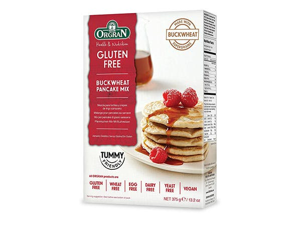 Orgran  Buckwheat Pancake Mix