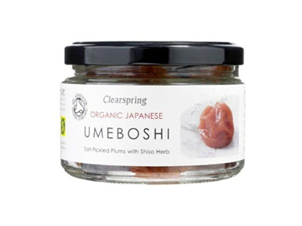 Clearspring  Umeboshi Plums - Organic