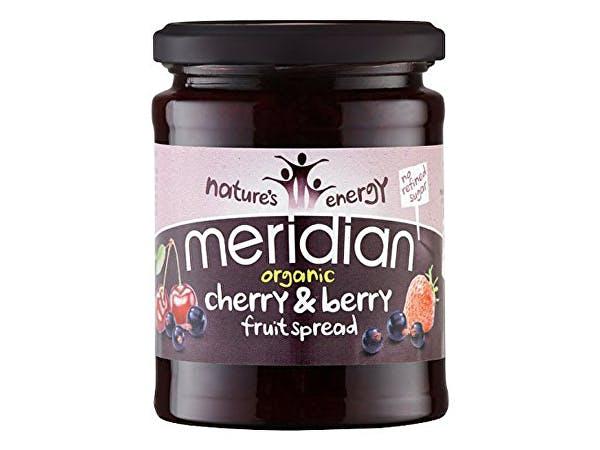 Meridian  Cherry & Berry Spread - Organic