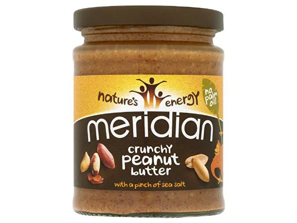 Meridian  Peanut Butter - Crunchy (Pinch Of Salt)