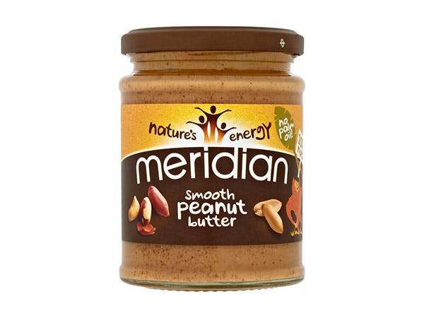 Meridian  Peanut Butter - Smooth 100% Nuts