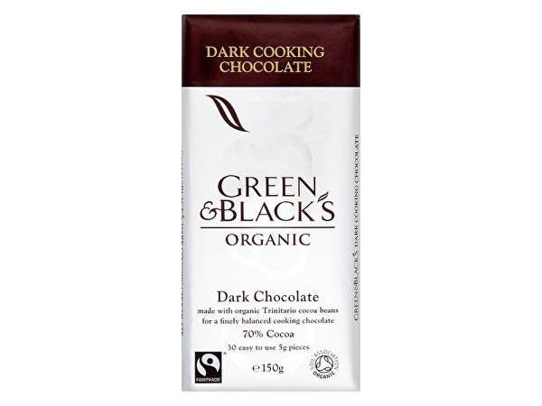 Green & Blacks  Cooking Chocolate - 70% Cocoa Solids