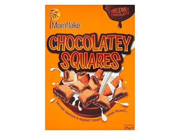 Mornflake  Chocolate Squares