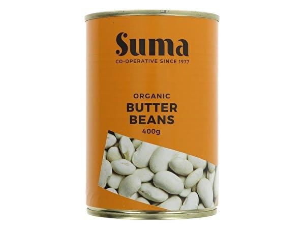Butter Beans - Organic
