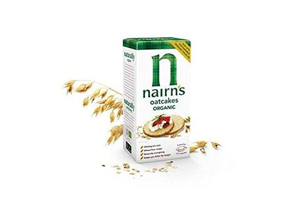 Nairns  Oatcakes - Organic