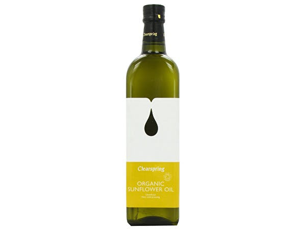 Clearspring  Sunflower Oil - Organic