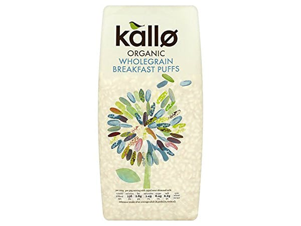 Kallo  Natural Puffed Rice