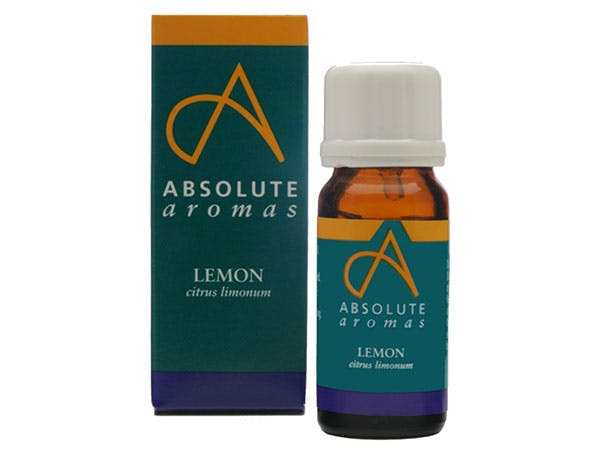 Absolute Aromas  Lemon Oil
